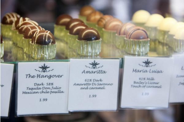Amara Chocolate