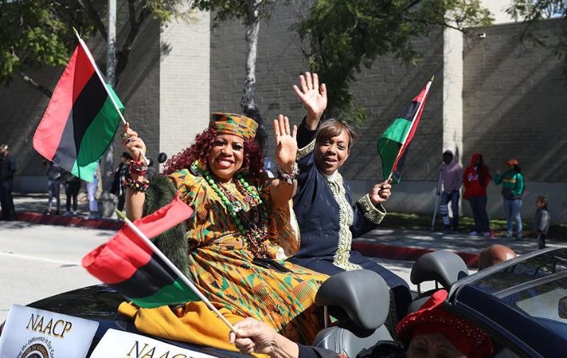 Black-History-Parade-Pasadena